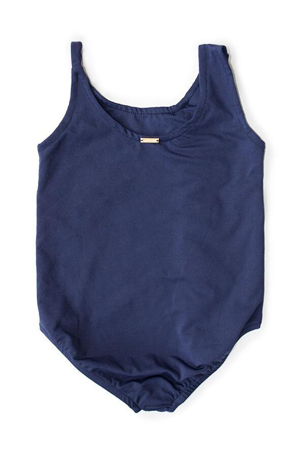 MAYLANA KIDS Tefi Navy One Piece