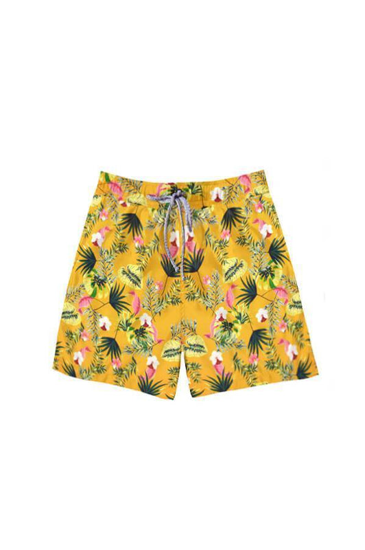 maylana men's swimwear above the knee shorts