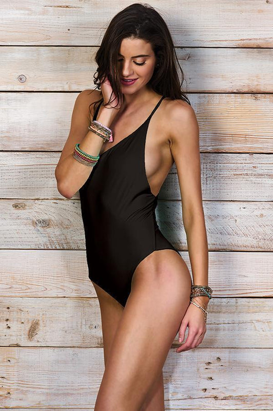 MAYLANA Leif Black One Piece