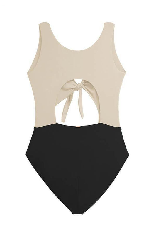 MAYLANA Paige Black Beige One Piece