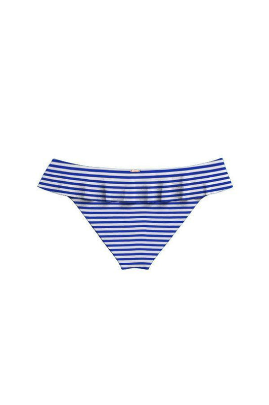 MAYLANA Penelope Blue Stripes Bottom-OrchidBoutique