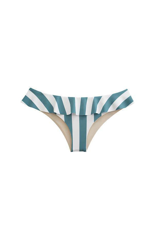 MAYLANA Penelope Ocean's Stripes Bottom - Size Medium-OrchidBoutique