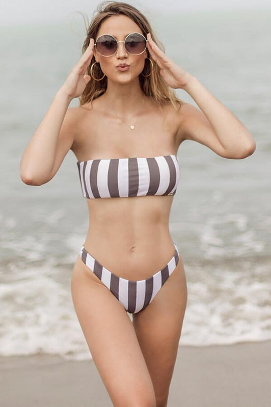 MAYLANA Rio Sandy Stripes Bottom