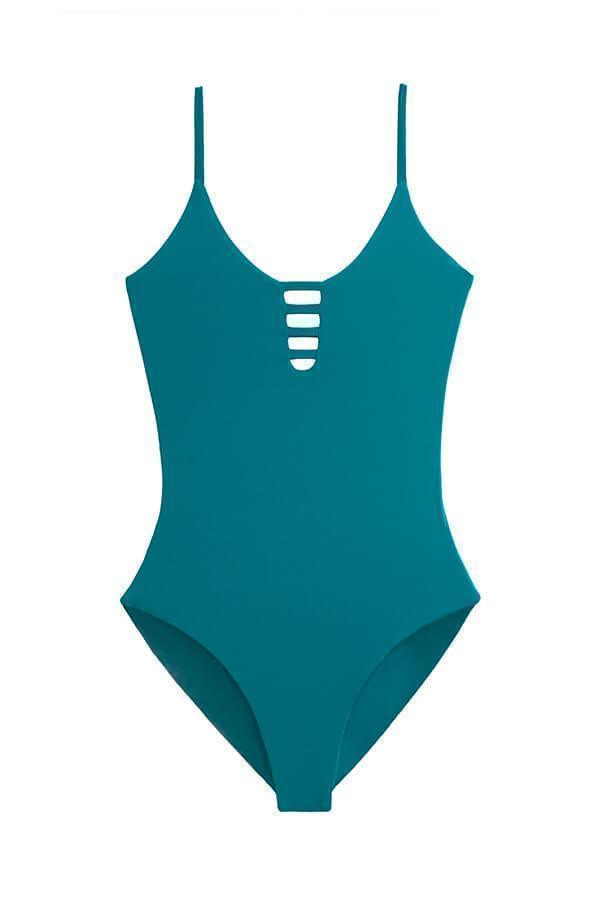 MAYLANA Stasia Emerald One Piece