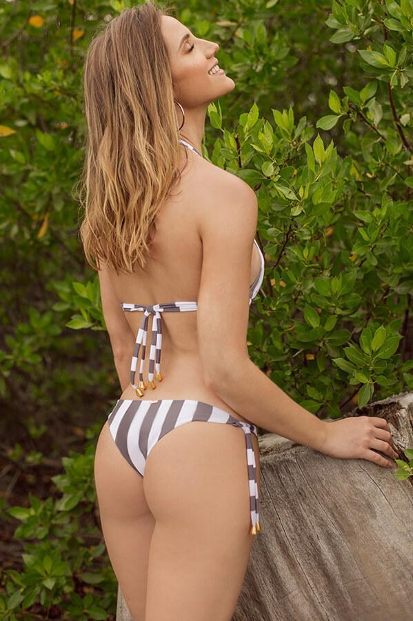 MAYLANA Ulie Sandy Stripes Bottom
