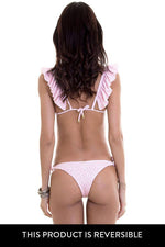 MAYLANA Ulie Shell Rose Bottom - Size Small-OrchidBoutique