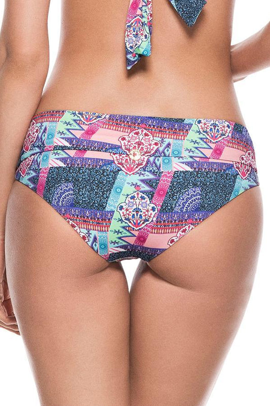 ONDADEMAR Agrabah Banded Bottom-OrchidBoutique