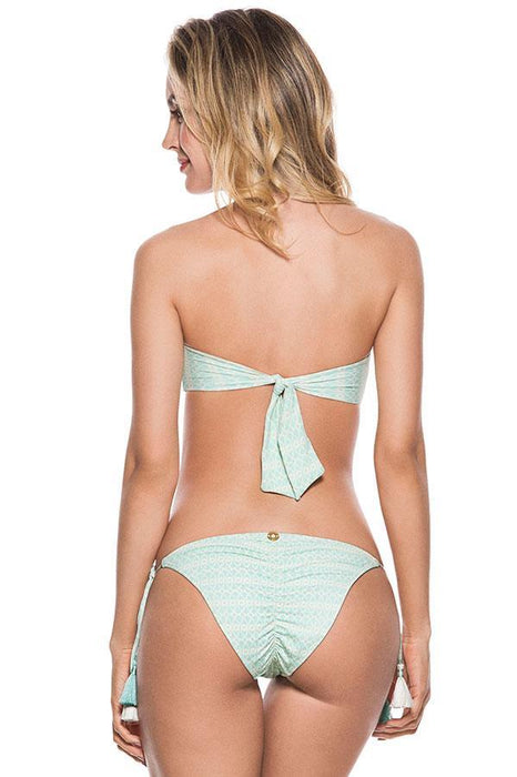 ONDADEMAR Aquatic Bandeau Top