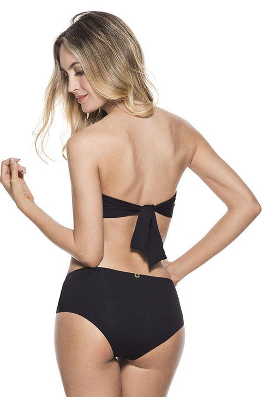 Ondademar women black bottom features full coverage