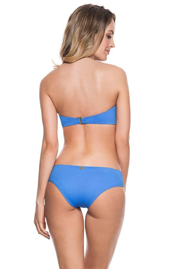 ONDADEMAR Milky Blue Medium Rise Bottom
