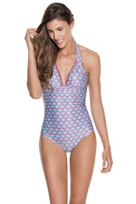 Ondademar Women swimwear one piece provides full coverage at rear features strappy cleavage