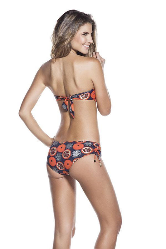 ONDADEMAR Tangerine Adjustable Hipster Bottom-OrchidBoutique