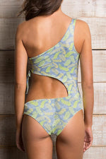 ORCHID LABEL Alden Palm D'or Monokini- Size Small-OrchidBoutique