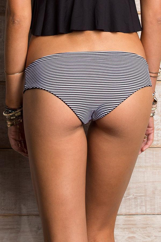 ORCHID LABEL Kara Stripes Bottom-OrchidBoutique