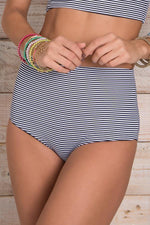 ORCHID LABEL Lulu Stripes Bottom - Size Small-OrchidBoutique