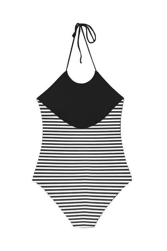 ORCHID LABEL Selena Stripes One Piece