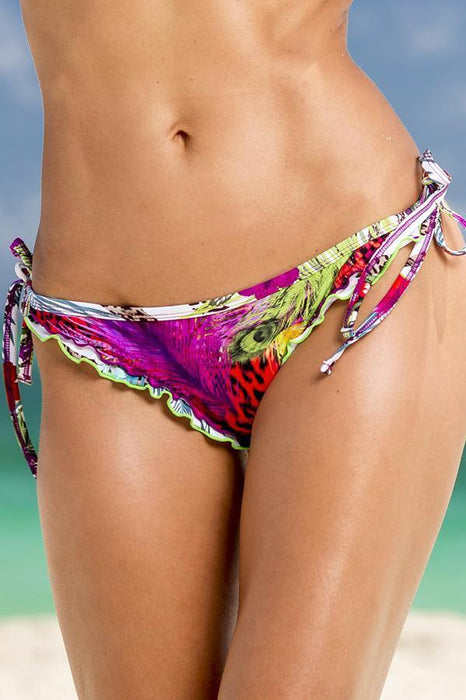 SABZ Peacock Summer Bottom-OrchidBoutique