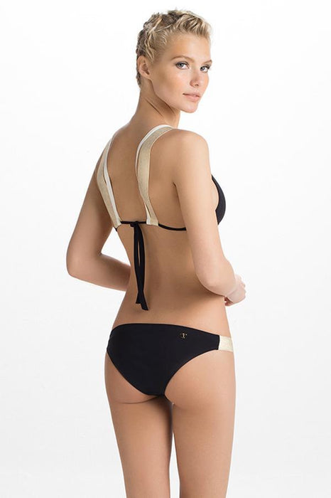 TOUCHÉ Luxury Black Bottom-OrchidBoutique