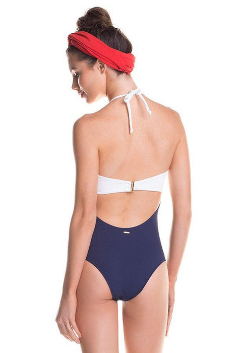 TOUCHE Morski Cut-Out One Piece