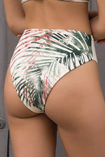 TOUCHÉ Palmboom High Waisted Bottom