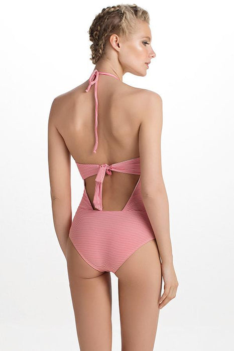 TOUCHÉ Rosy Underwire One Piece-OrchidBoutique
