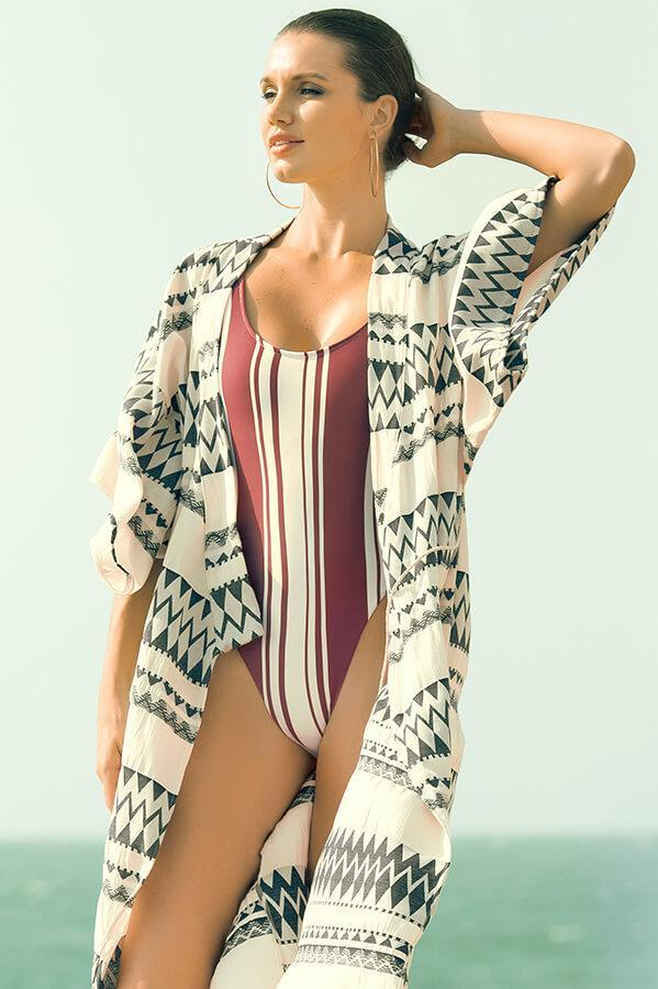 TOUCHÉ Tartar Classic One Piece