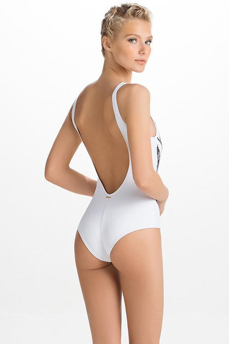 TOUCHÉ Tropique Classic One Piece