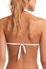 VITAMIN A White EcoLux Talia Top