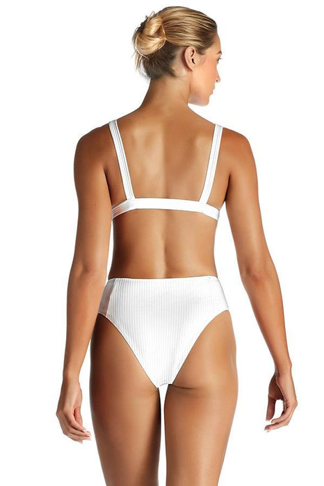 VITAMIN A White EcoRib Sienna Bottom-OrchidBoutique