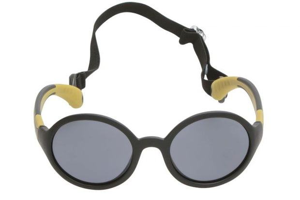 Retro Frame Smoke Lens 1-4yrs