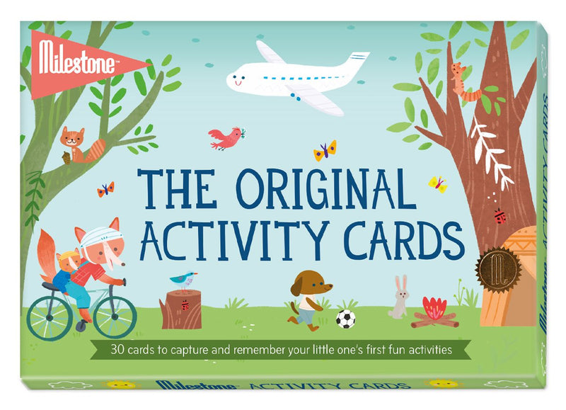 Activity Photo Cards By Milestone™