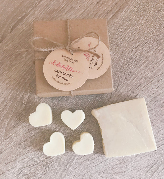 gentle soap & truffle pack for bub