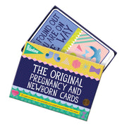 The Original Pregnancy and Newborn Photo Cards By Milestone™