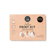 Black Ink-Less Print Kit (Flat)