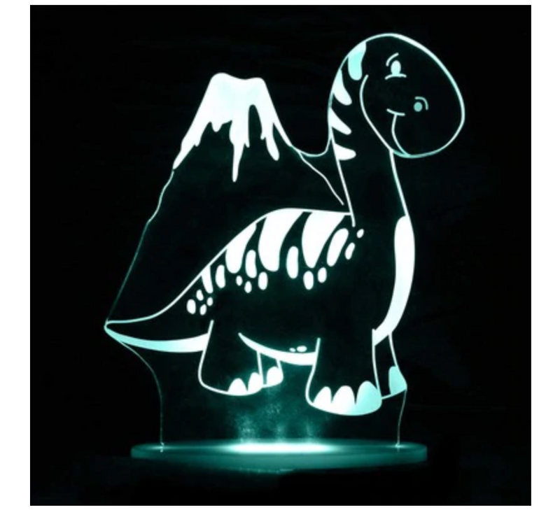 My Dream Light Dinosaur
