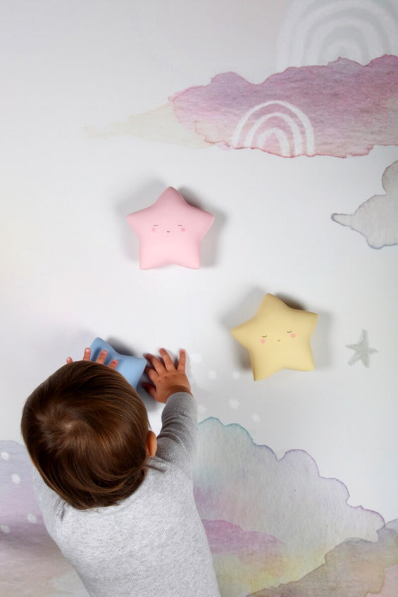 Wall Tap Lamp Little Star