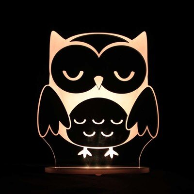 My Dream Light Owl