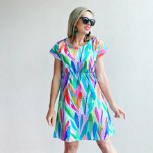 Take It Or Leaf It Tee Dress