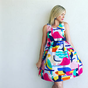 Birds of a Feather Sundress