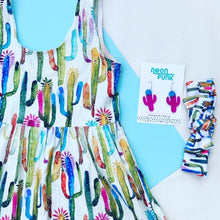 Cactus Makes Perfect Sundress
