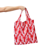 Nylon Fold Up Shopper Bag - Yabby