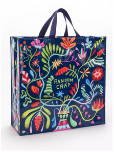 Random Crap Shopper Tote