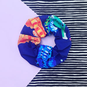 Under The Sea Scrunchie