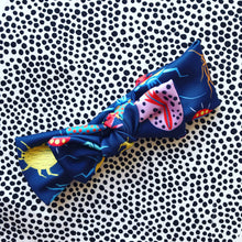 Bug Off Bow Headband SMALL SCALE