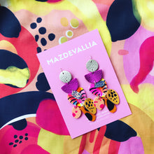 Paradisco Statement Earrings
