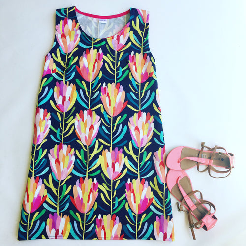 Protea Lover Dress