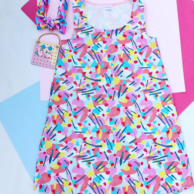 Tutti Frutti Shift Dress