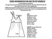 Take It Or Leaf It Sundress