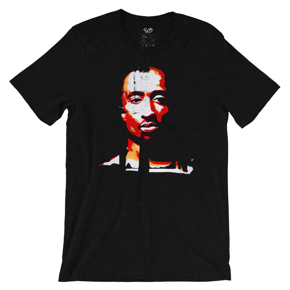 Limited Edition Tupac Vintage Art Tee Shirt
