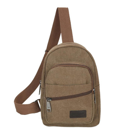Brown Fashion Travel Man Bag